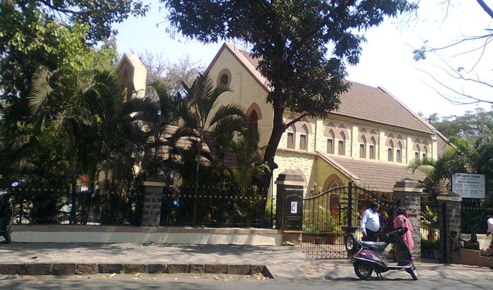 the methodist church khadki