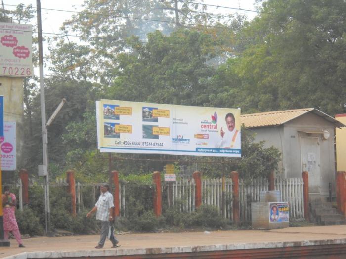 ambattur railway station chennai