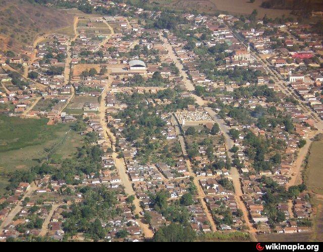 Pocrane Minas Gerais fonte: photos.wikimapia.org