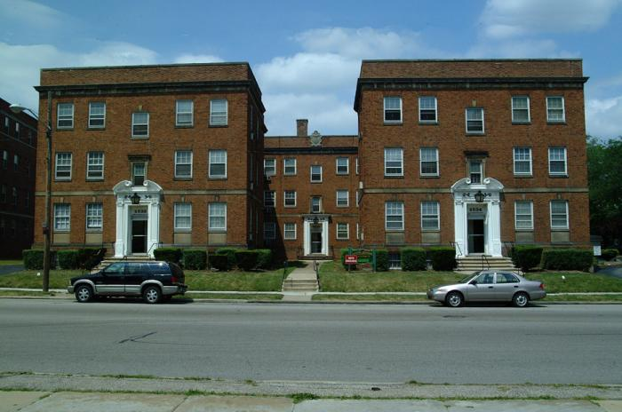 Coventry Park Apartments East Cleveland