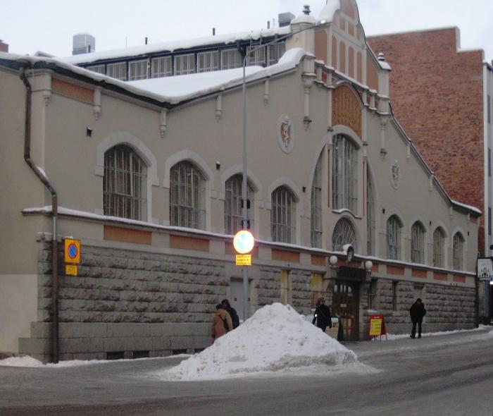 Tampereen kauppahalli - Tampere 1d3555eb93