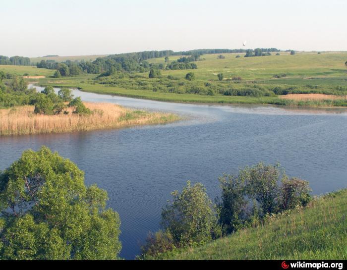 реки и озера тульской области рыбалка