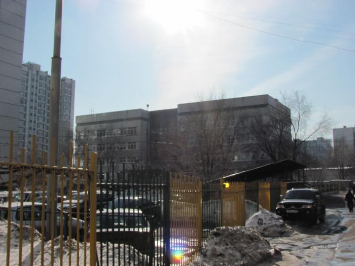 Железнодорожная больница в петербурге