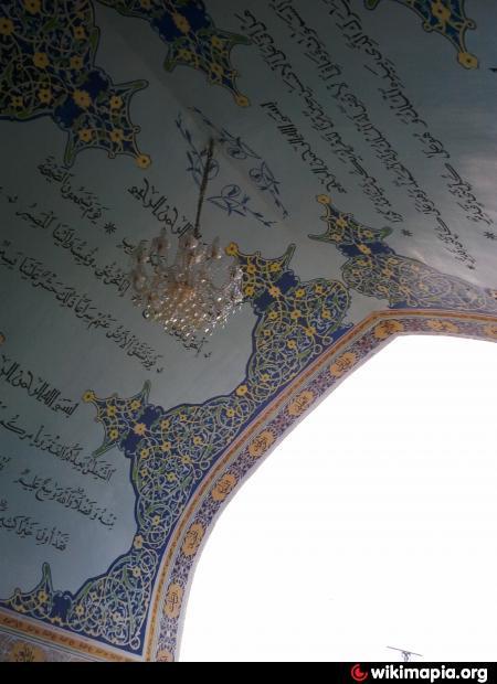 Gazakhlar mosque Ganja