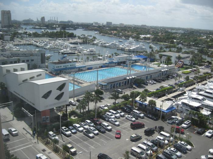 International Swimming Hall Of Fame Fort Lauderdale Museum Swimming Pool