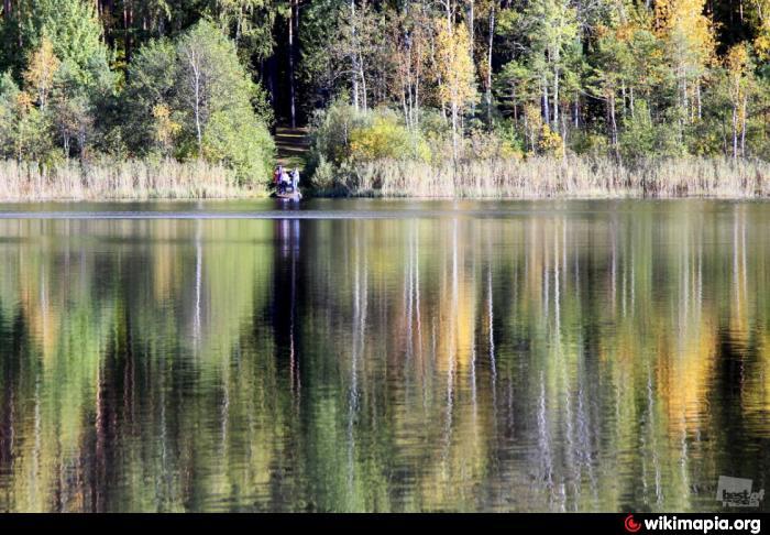 брянск озеро рыбалка