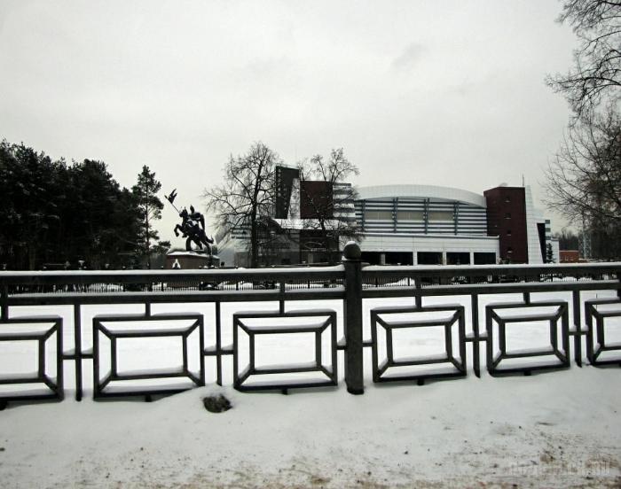 Ледовый дворец ижевск - 04