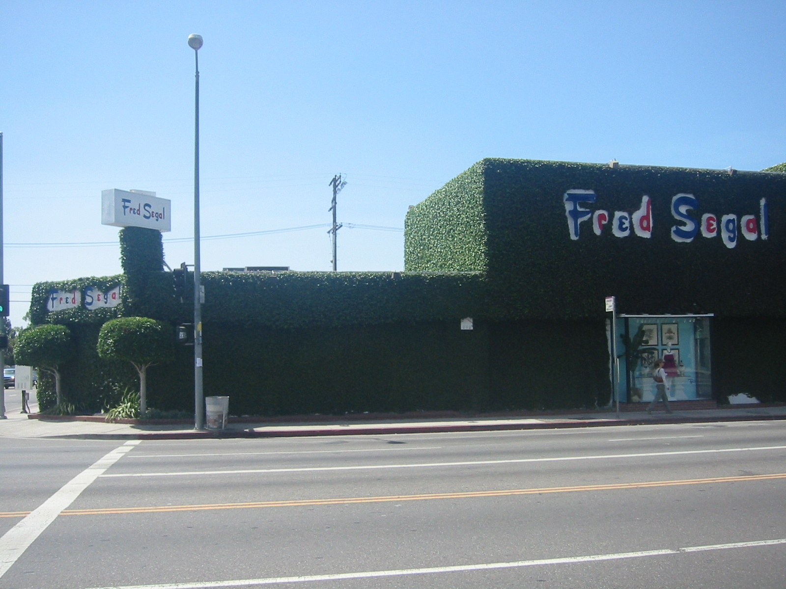 Los angeles online clothing stores