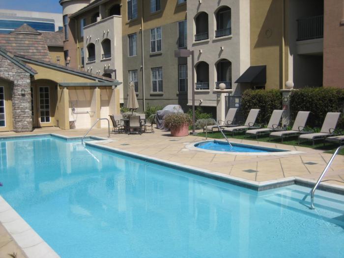 The Sonora Luxury Condominiums San Jose California