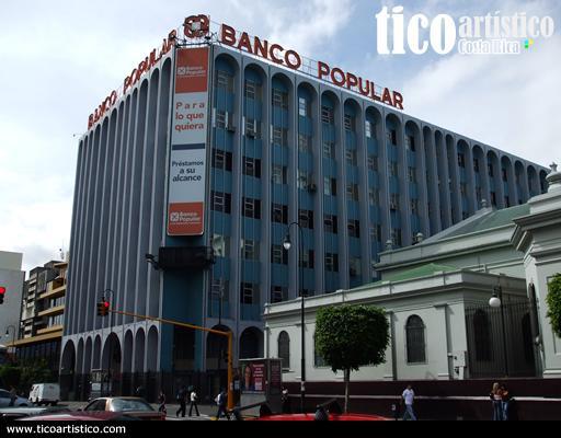 Banco popular oficinas centrales san jos for Oficinas banco popular malaga
