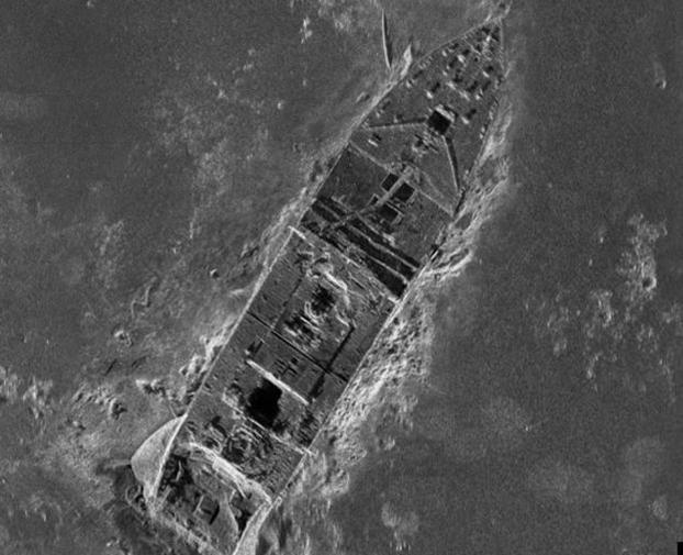 Rms Titanic Bow Wreckage