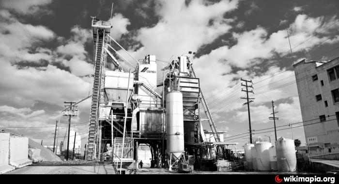 Cement Manufacturing Plants United States : Hollywood cemex cement plant los angeles california