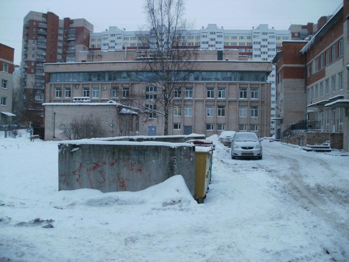 Детская поликлиника академика королева москва