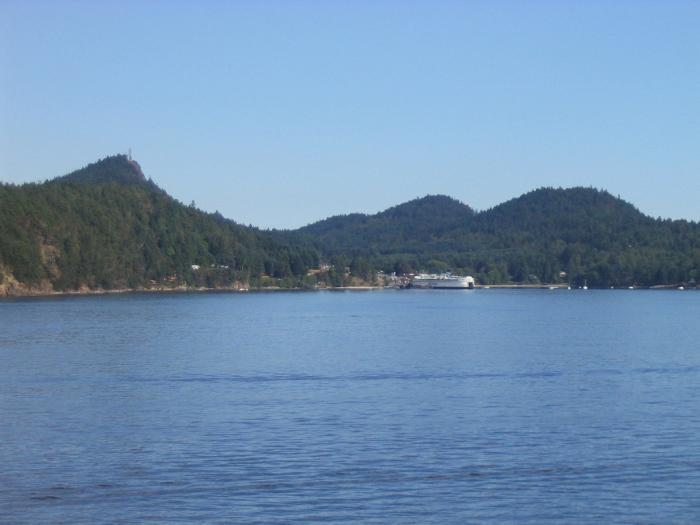 Ferry Seattle To Pender Island