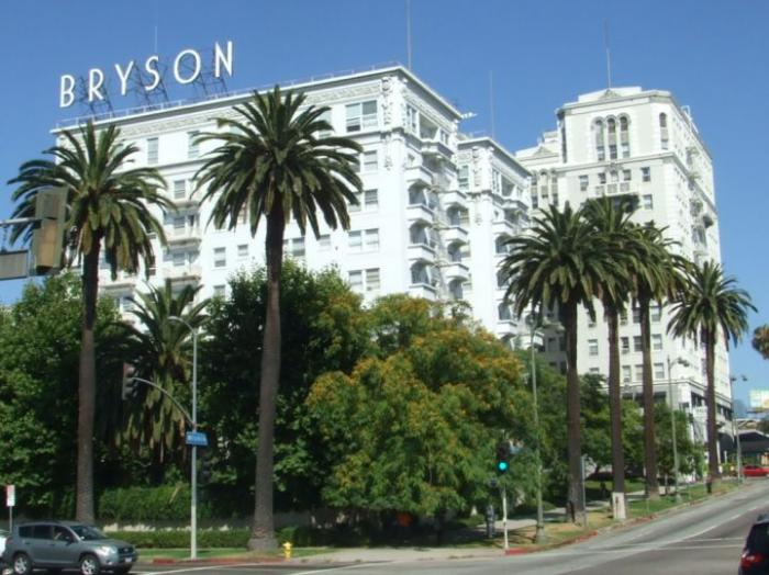 The Bryson Apartments - Los Angeles, California | NRHP ...