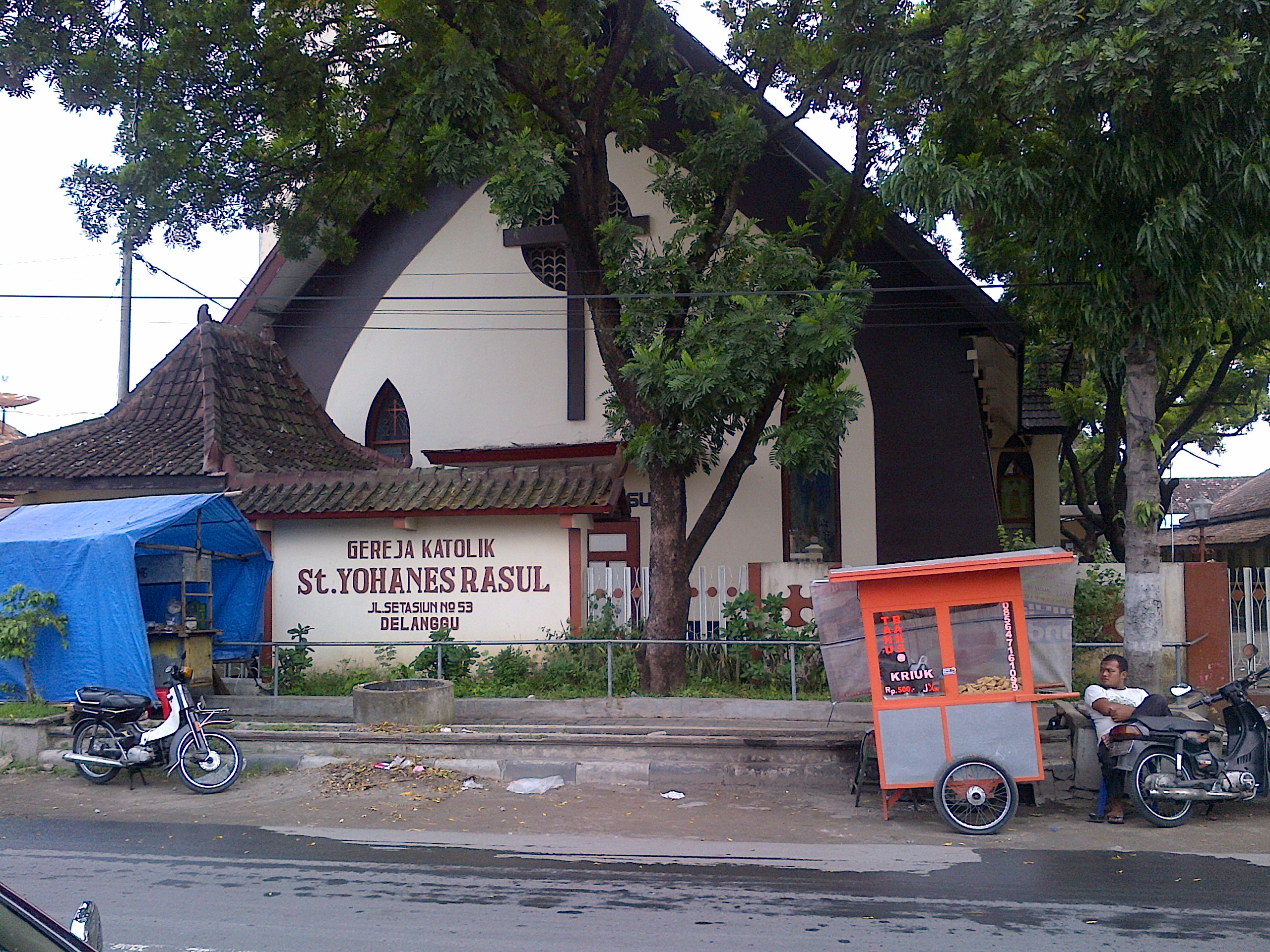 Paroki St. Yohanes Rasul Delanggu