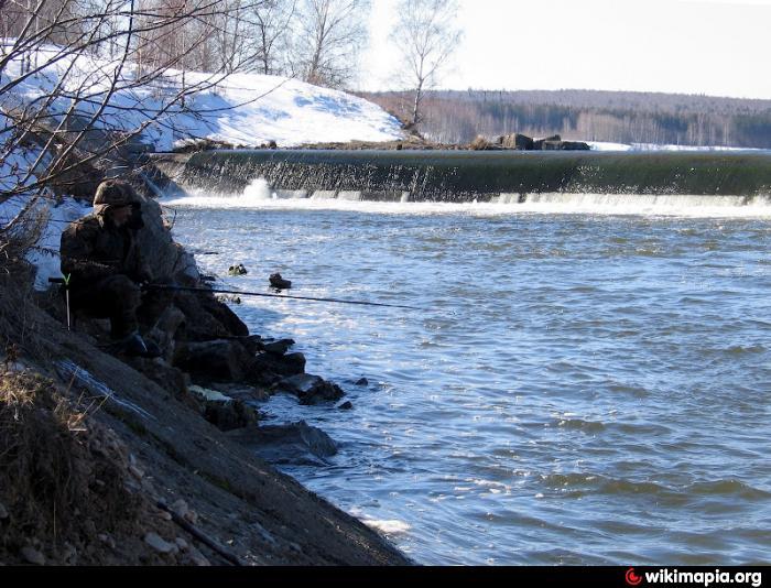 места рыбалки нижний тагил