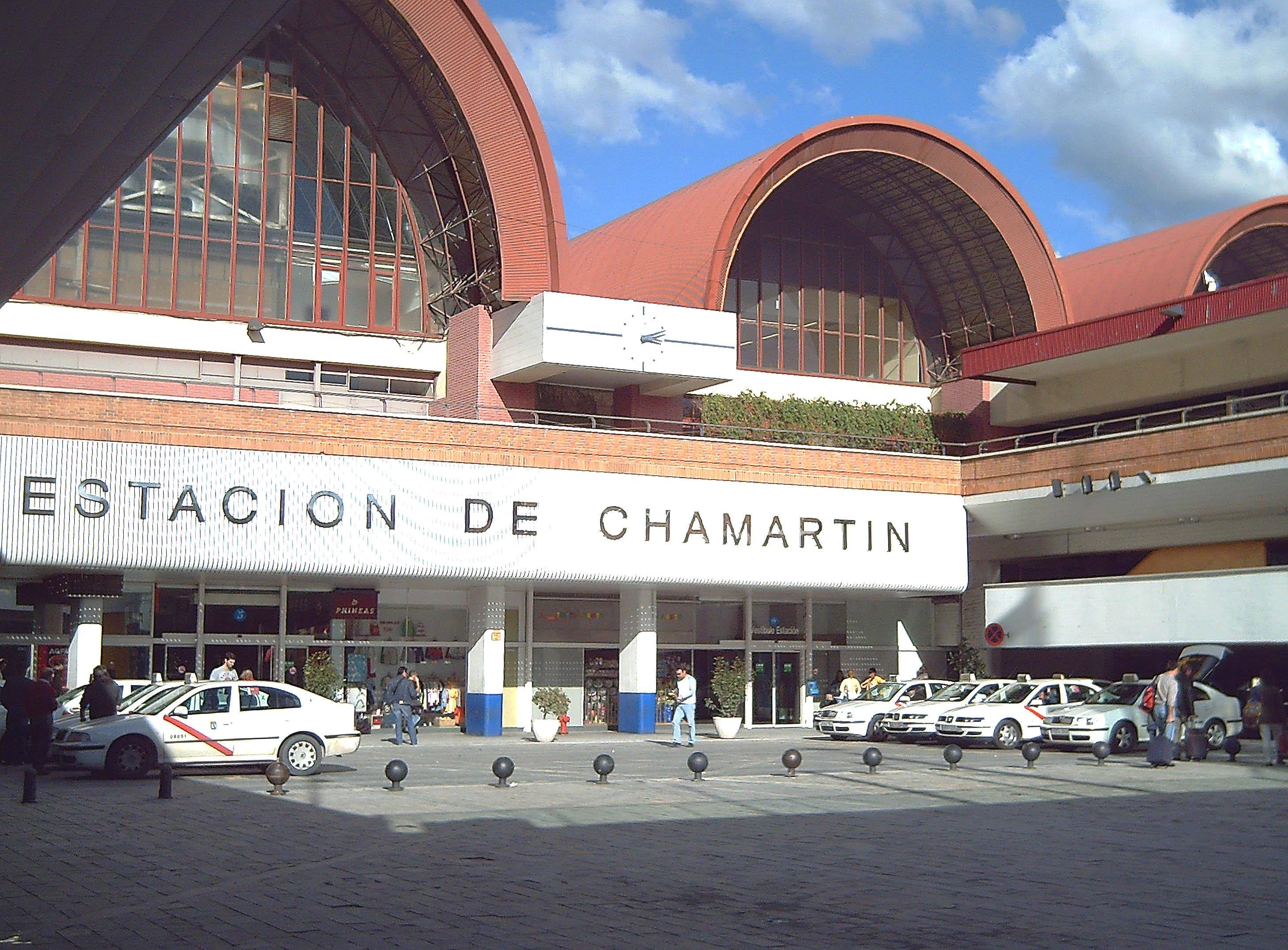 Estación de Chamartín - Madrid