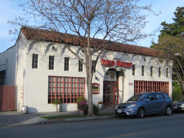 Tied House Mountain View California