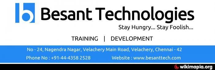 Besant Technologies Oracle PHP Java Mainframe Dot Net