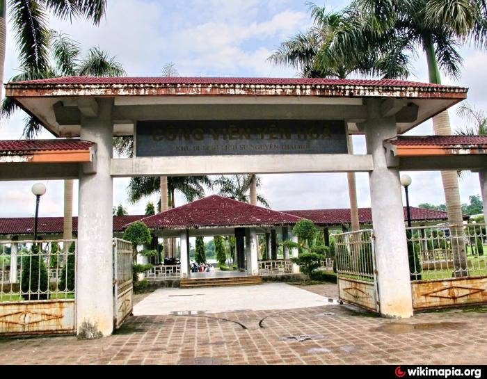 ... Khu Mộ Nguyễn Thái Học Trong Thành Phố Yên Bái Thành Phố ...