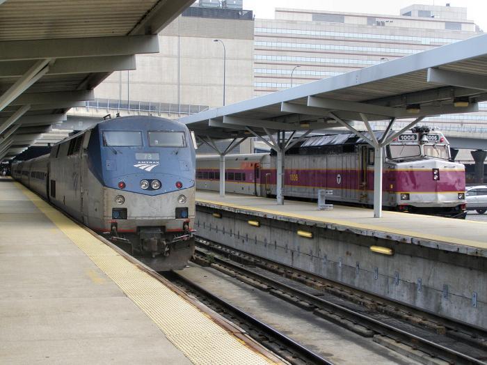 trains to td garden garden ftempo