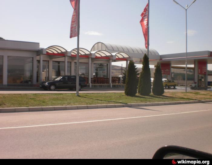 Бензиностанция Никстар