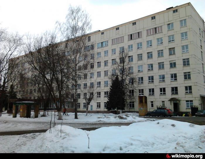Раменское центральная районная больница ул махова д 14