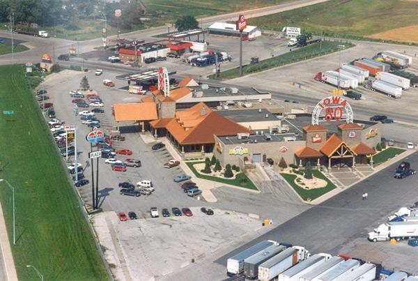 Walcott (IA) United States  city photos : Iowa 80 Truckstop BP Walcott, IA