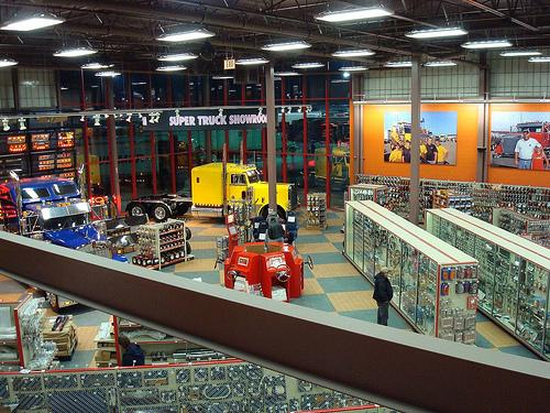 Walcott (IA) United States  City pictures : Iowa 80 Truckstop BP Walcott, IA