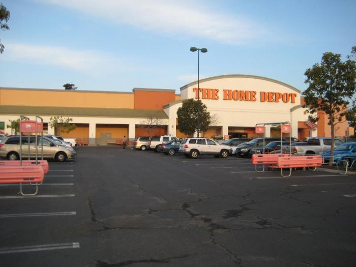 The Home Depot East Palo Alto California