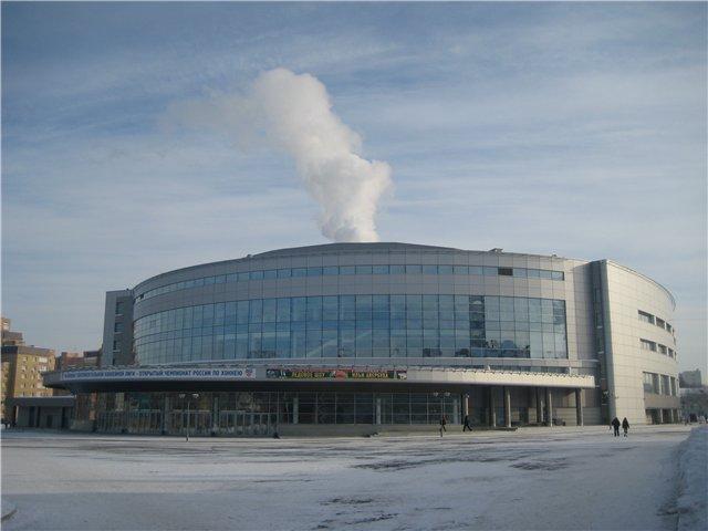 9 декабря ледовый дворец:
