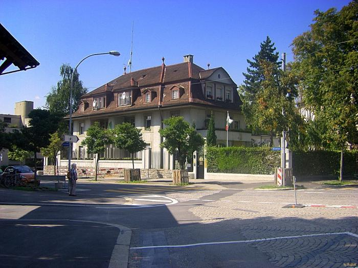 Russian Embassy In Bern 44