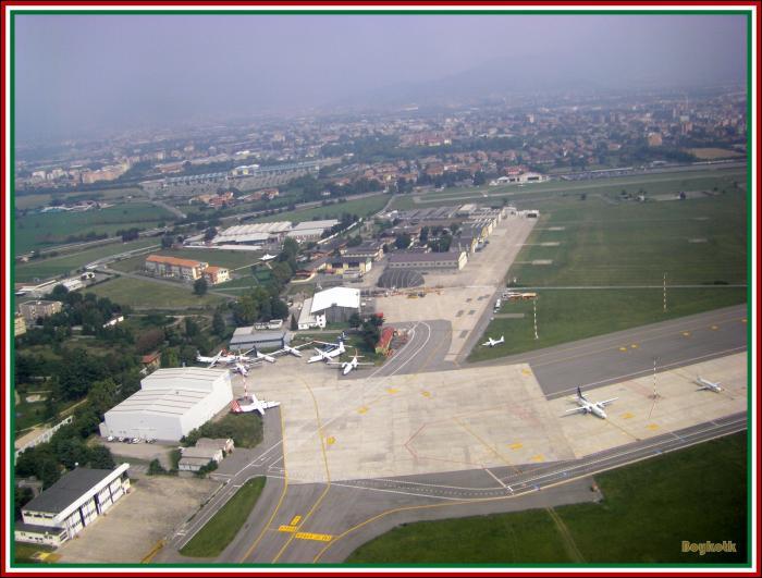 Airport Orio Al Serio : Quot il caravaggio international airport of bergamo orio al serio