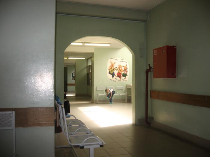 Больница 119 в новогорск