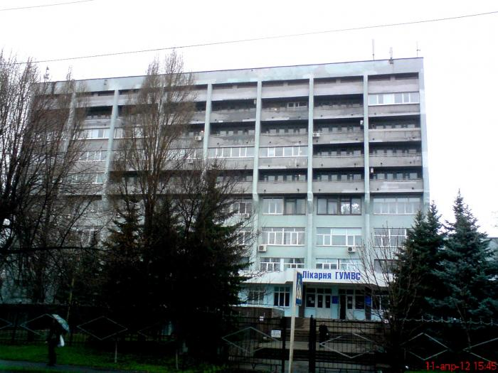 Страшная история детская больница