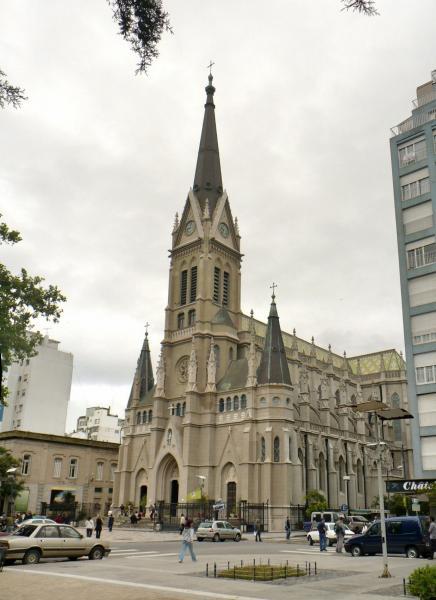 Catedral De San Pedro Y Santa Cecilia Mar Del Plata