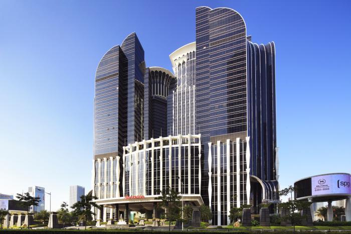 Sheraton Shenzhen Futian Hotel - Shenzhen
