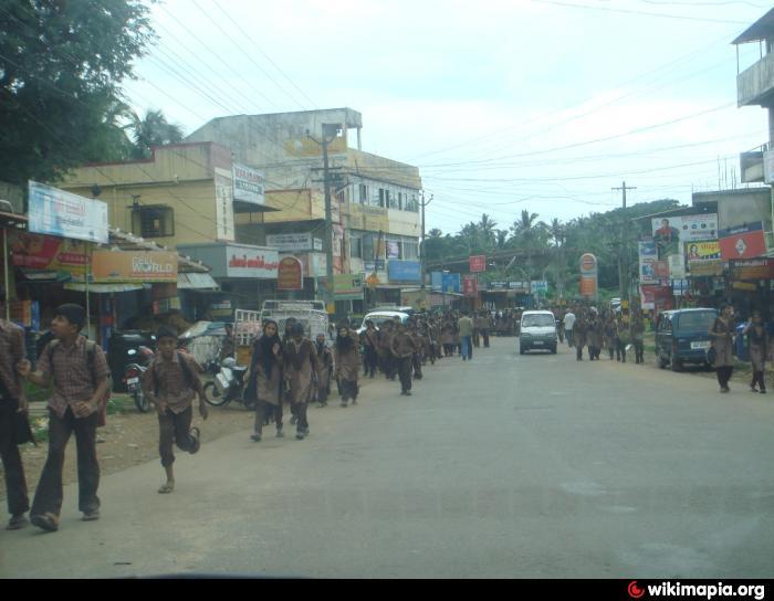 Kongad Bus Station