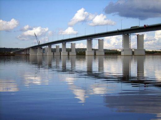 Красавинский Мост Пермь Карта