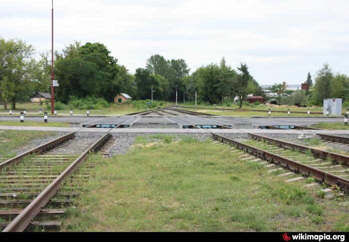 Движение через железнодорожный переезд по улице Гоголя будет ограничено