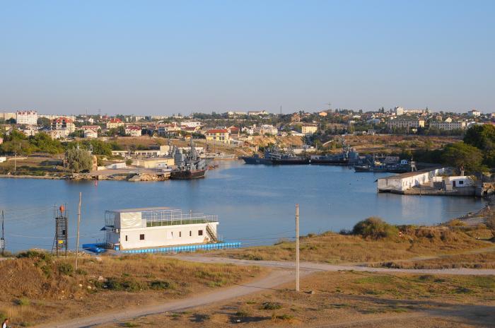 бухта карантинная севастополь фото