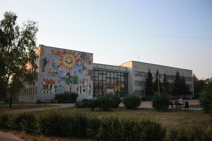 швы областной центр детского творчества на урицкого нас