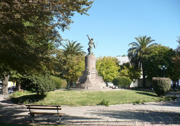 Plazuela - San Fernando (Chile)