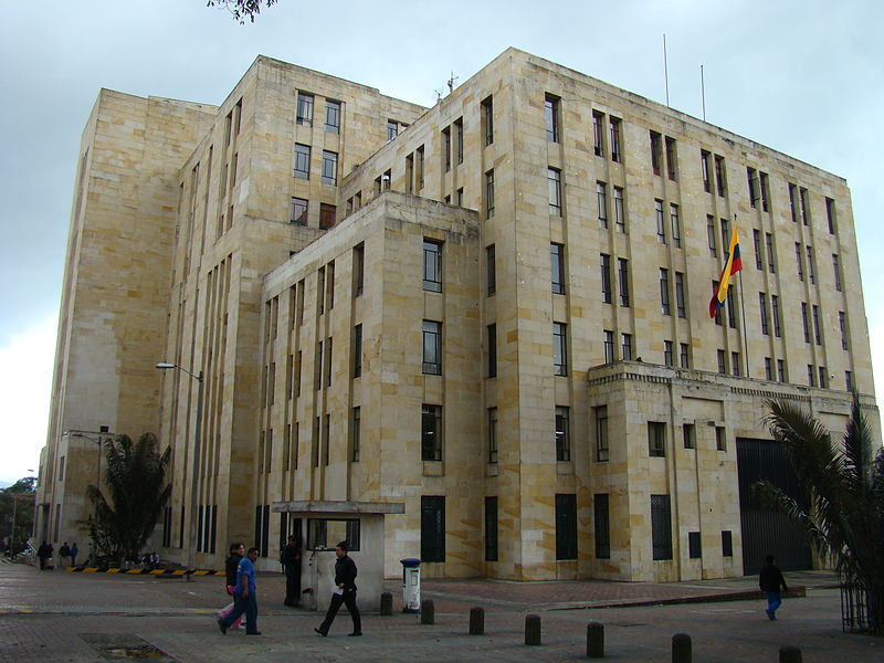 Ministerio de hacienda y cr dito p blico bogot for Oficina virtual ministerio de hacienda