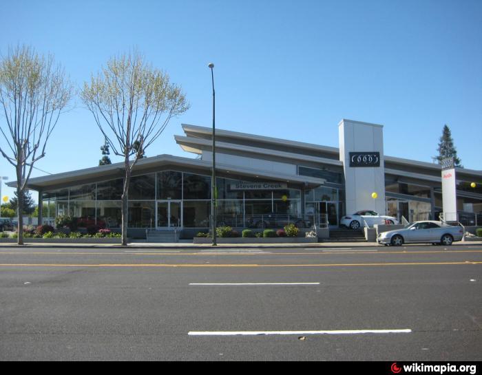 audi stevens creek san jose california automobile car dealer sales. Black Bedroom Furniture Sets. Home Design Ideas