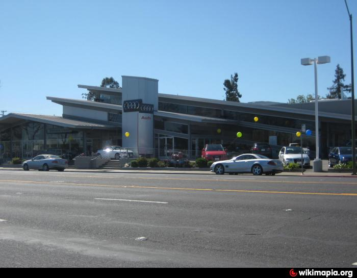 Audi Stevens Creek San Jose California Automobile