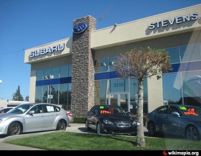 Stevens Creek Subaru Santa Clara California