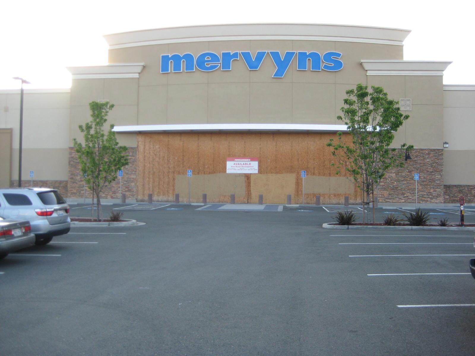 Mervyn's Building