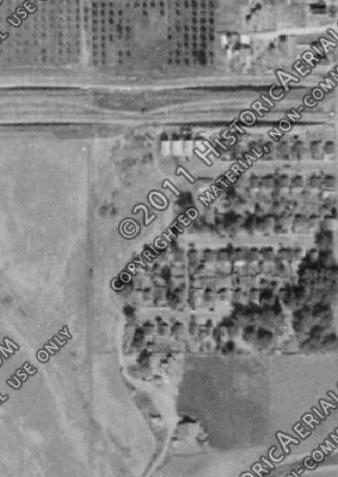 El Campo Colorado Site La Habra California